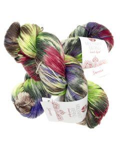 Hand-Dyed Meilenweit Merino kl.401 Samosa