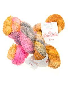 Hand-Dyed Meilenweit Merino kl.402 Karma