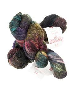 Hand-Dyed Meilenweit Merino kl.404 Kulfi