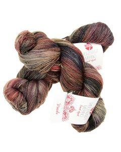 Hand-Dyed Meilenweit Merino kl.405 Masala