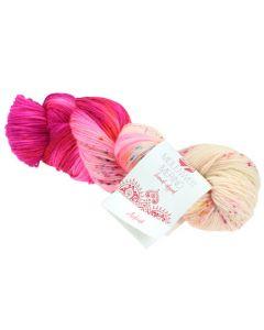 Hand-Dyed Meilenweit Merino kl.1 Adrak