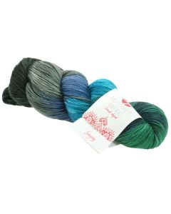 Hand-Dyed Meilenweit Merino kl.5 Jeera