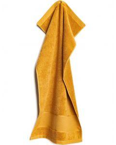 Rico Design handdoek met aida rand om te borduren mostert 740275.18