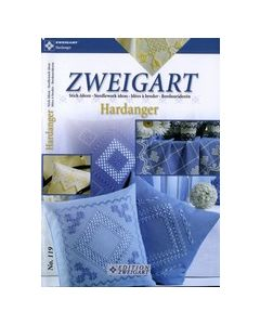 Zweigart  Hardanger boekje nr 119