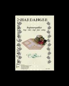 Hardanger beginnerspakket  1 beige