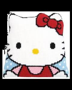 Kruissteek kussen hello kitty incl. kussenrug vervaco pn-0147582