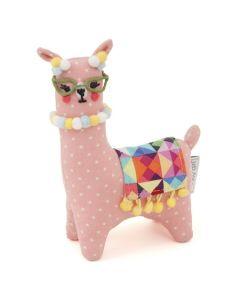 Hobby Gift speldenkussen alpaca
