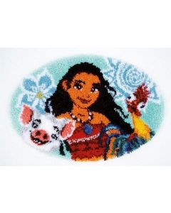 I am an Oceanic girl Vaiana Disney  Vervaco pn0168698