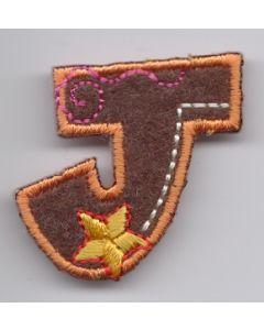 Fun letter J, appliciatie