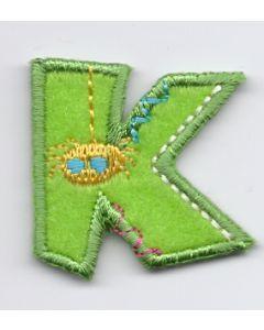 Fun letter K, applicatie