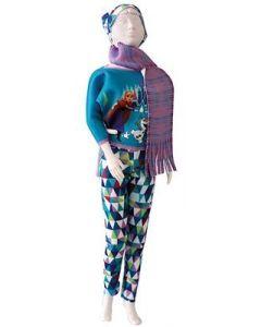 DressYourDoll collectie  Frozen Kathy Magic