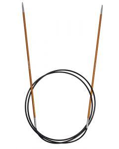 Knit Pro rondbreinaald rainbow 2.0mm - 80cm lengte
