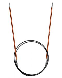 Knit Pro rondbreinaald rainbow 3.0mm - 80cm lengte
