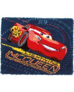 Knoopkleed  Lightning McQueen met gierende banden Disney Disney  Vervaco pn-0167517