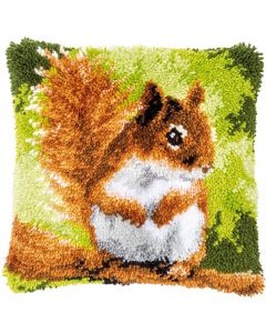 Knoopkussen pakket eekhoorn van Vervaco pn-0178771