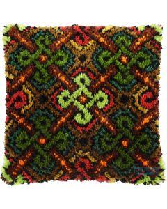 Knoopkussen winter symmetrie van Pako 013.330