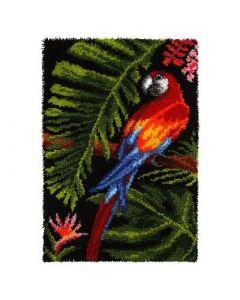 knooppakket knoopkleed papegaai van orchidea 4120