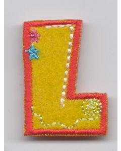 Fun letter L, applicatie