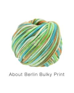 Lana Grossa About Berlin Bulky Print kl.153