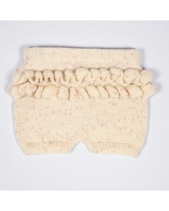 Lana Grossa baby broekje breien van Cool Wool Baby Print Punto