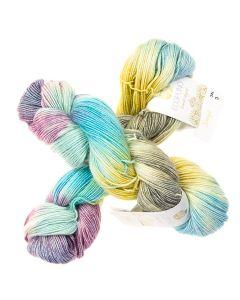 Lana Grossa Ecopuno Hand-dyed kl.509 Chandra