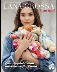 Lana Grossa Hand-Dyed magazine