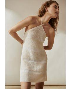 Lana Grossa jurk van Ecopuno en Per Fortuna (m12)