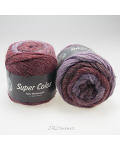 Lana Grossa Super Color kl.105 alpacagaren