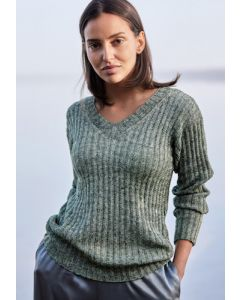 Lana Grossa trui van Allora hand-dyed (m5)