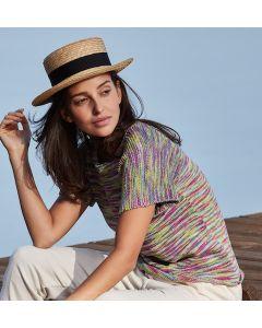 Lana Grossa trui van Pima Fine hand-dyed (m3)