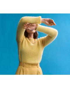 Lana Grossa trui van Silkhair (m28)