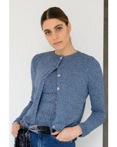 Lana Grossa vest breien van Nizza uit Collezione 1