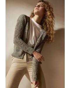 Lana Grossa vest van Alessia (m9)