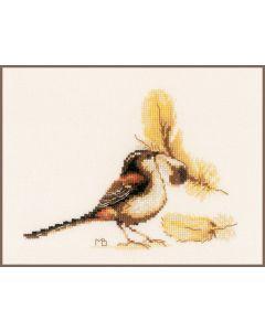 Lanarte borduurpakket vink pn-018799 van Marjolein Bastin borduren