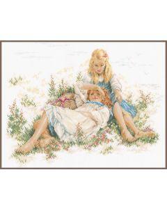 Lanarte borduurpakket zomertijd pn-0190719