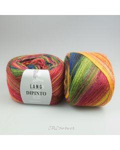 Lang Yarns Dipinto kl.53 multicolor