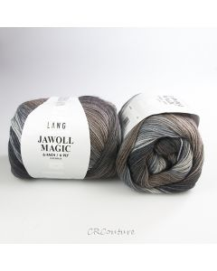 Lang Yarns Jawoll Magic 6-draads kl.5