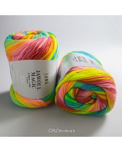 Lang Yarns Jawoll Magic 6-draads kl.56