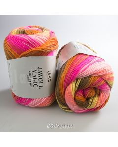 Lang Yarns Jawoll Magic 6-draads kl.57