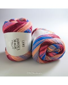 Lang Yarns Jawoll Magic 6-draads kl.9