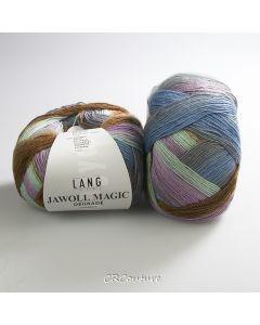 Lang Yarns Jawoll Magic Dégradé kl.67