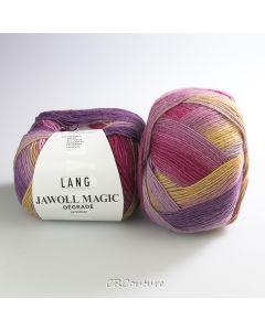 Lang Yarns Jawoll Magic Dégradé kl.7