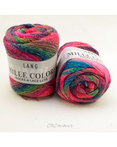 Lang Yarns kl.50 Mille Colori Socks & Lace Luxe