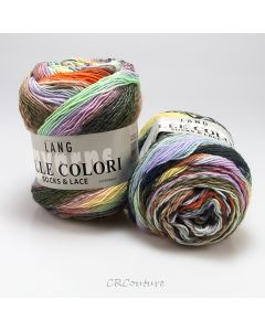Lang Yarns Mille Colori Socks & Lace kl.51