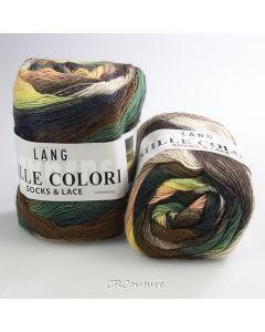 Lang Yarns Mille Colori Socks & Lace kl.67