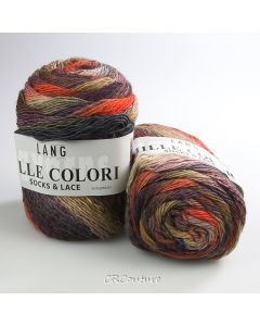 Lang Yarns Mille Colori Socks & Lace kl.75