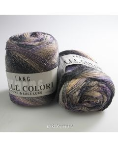 Lang Yarns Mille Colori Socks & Lace Luxe kl.45