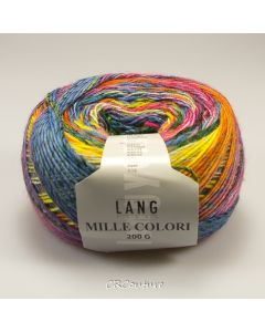 Lang Yarns Mille Color 200gr. kl.16