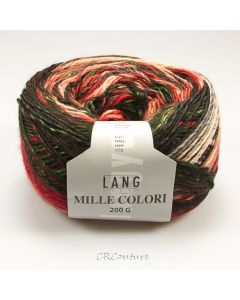Lang Yarns Mille Color 200gr. kl.65