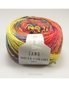 Lang Yarns Mille Color 200gr. kl.9